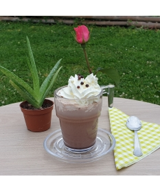 CUP 21CL CAPPUCINO CHOCOLATE