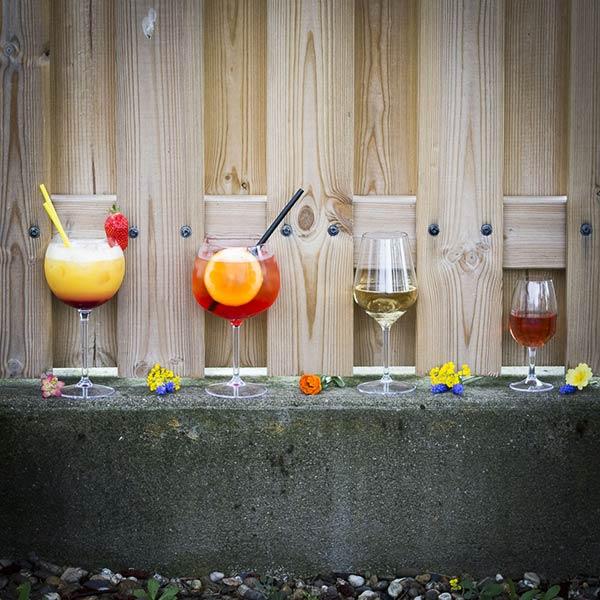 UnbreakMyGlass - Verres plastiques incassables - cocktail