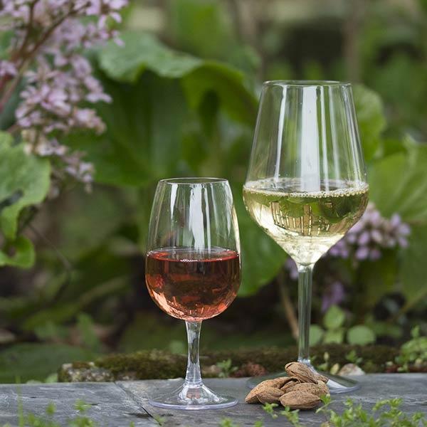 UnbreakMyGlass - Verres plastiques incassables - verre a vin